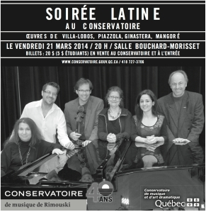 CMR_Soirée Latine